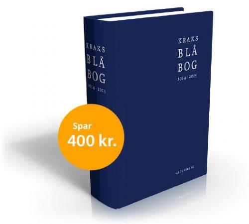 Køb Kraks Blå Bog – og få online med gratis hele det første år